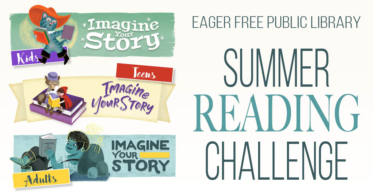 Eager Free Public Library Summer Reading Challenge