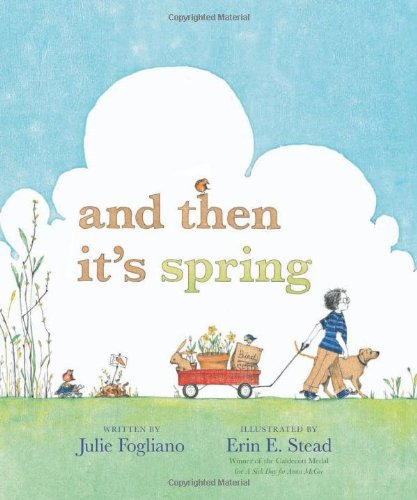 Book Cover: And Then It's Spring