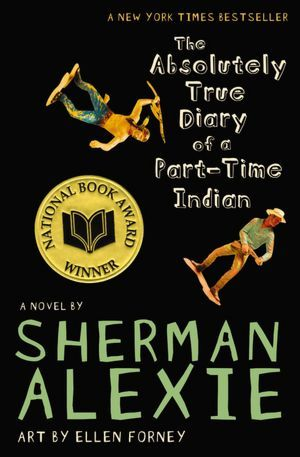 YA Book of the Week: The Absolutely True Diary of a Part-Time Indian by Sherman Alexie