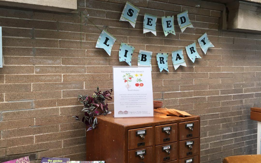 Heirloom Seed Library