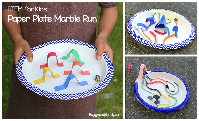 The SPARK To-Go: Marble Mazes