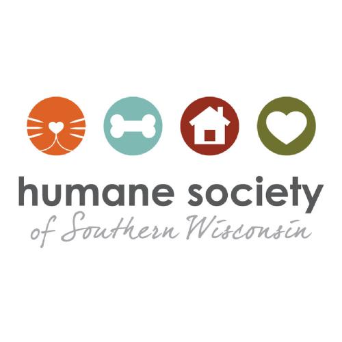 Humane society of Southern Wisconsin Logo