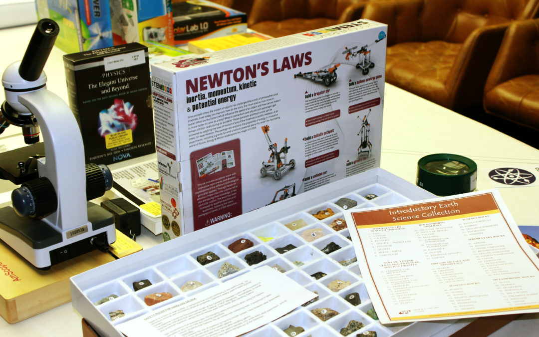 Eager Free Public Library Wins Grant to Develop Science Kits