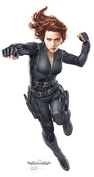 Black Widow (Running)
