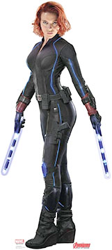 Black Widow (Standing)