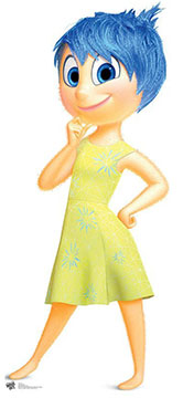 """Joy from """"Inside Out"""""""