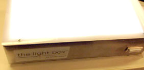 LightBox for drawing and calligraphy