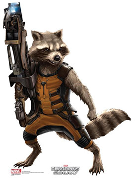 Guardians of the Galaxy: Rocket (89P13)