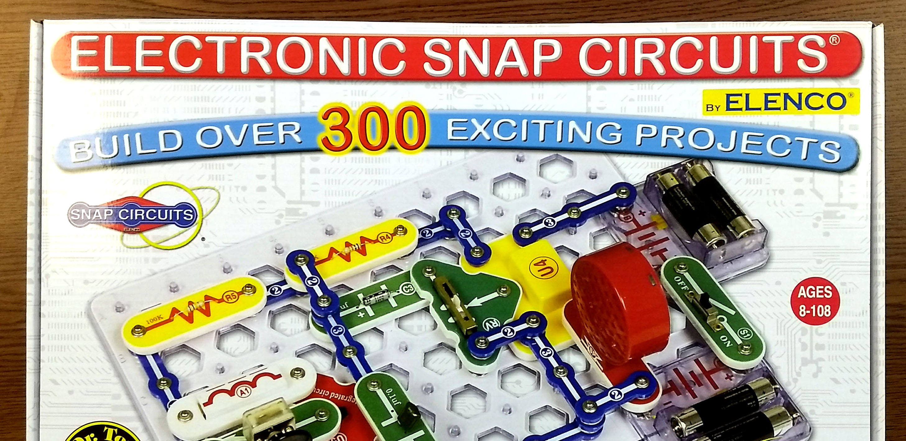Snap Circuits Box