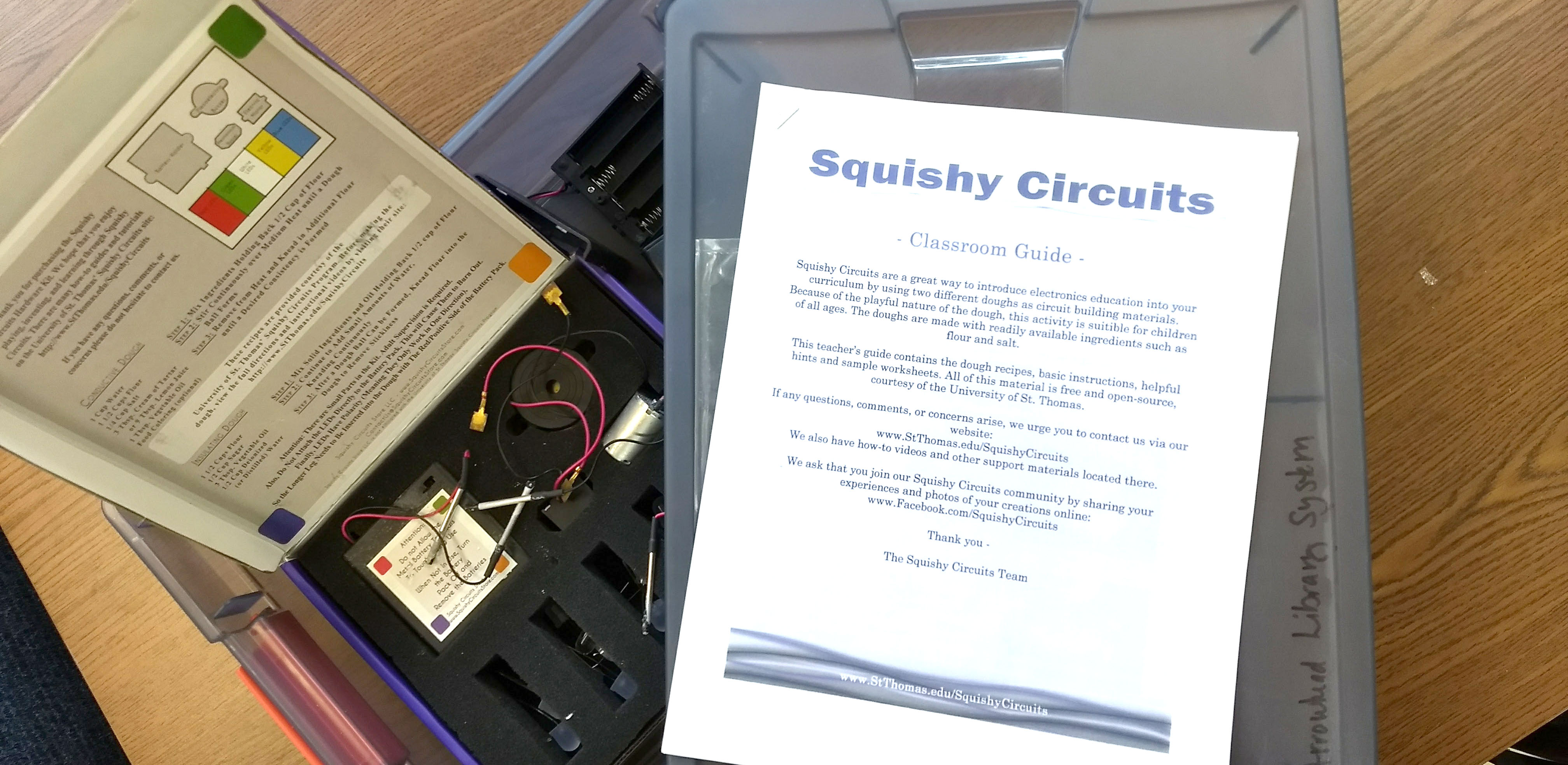 Squishy Circuit