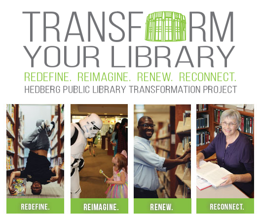 Hedberg Public Library Releases Video
