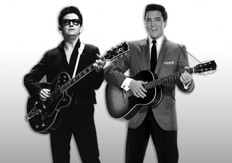 Bring Elvis Presley and Roy Orbison to your library!