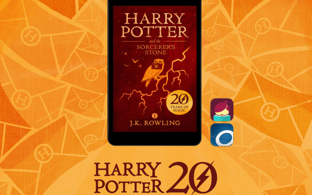 Celebrating 20 Years of Magic: Harry Potter