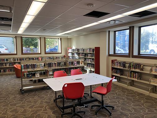 EFPL Student Area