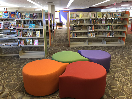 EFPL Seating Cluster