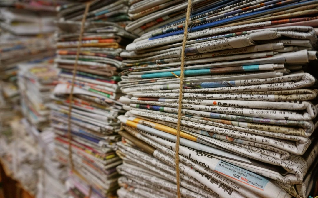 BadgerLink Offers New Ways to Access Newspapers