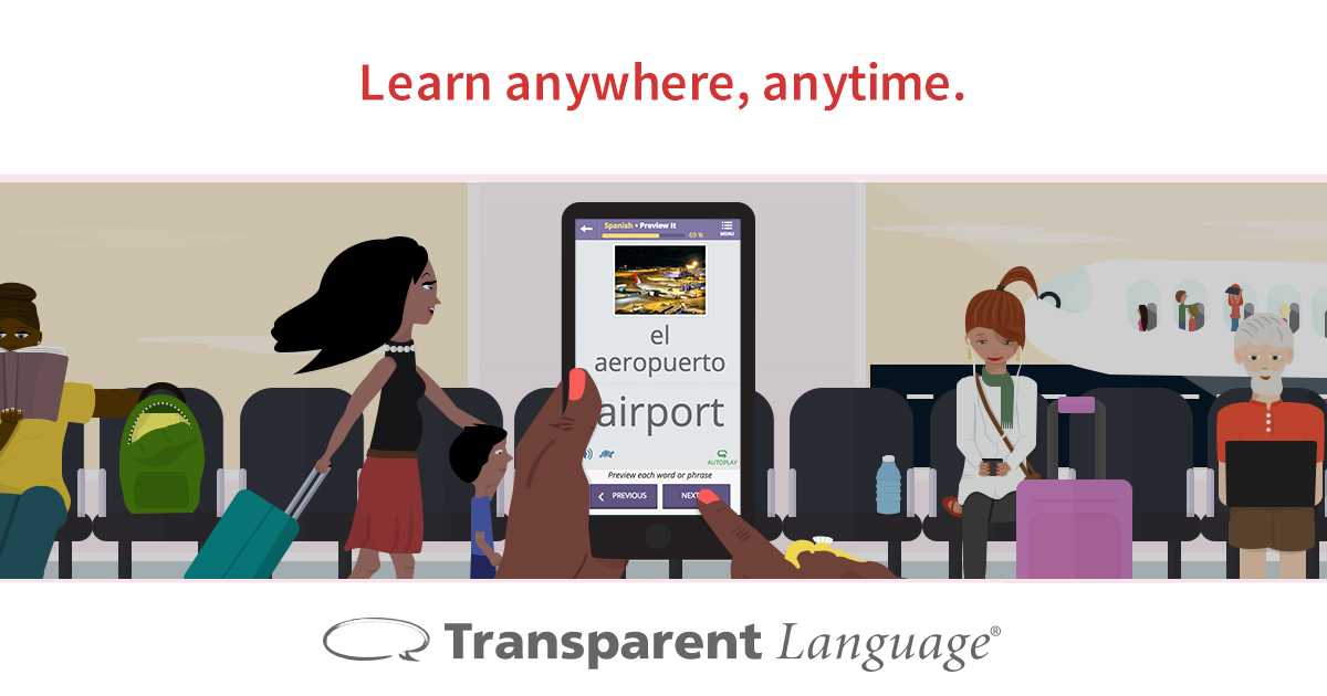 Transparent Language Online: Learn anywhere, anytime.