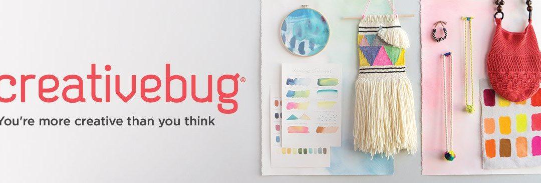 Introducing Creativebug!