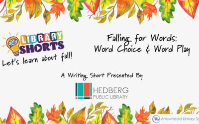 Writing: Falling for Words: Word Choice & Word Play