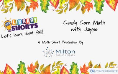Math: Candy Corn Math
