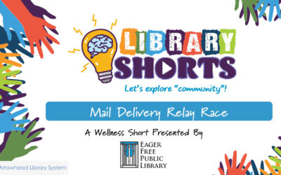Wellness & Mindfulness: Mail Delivery Relay Race