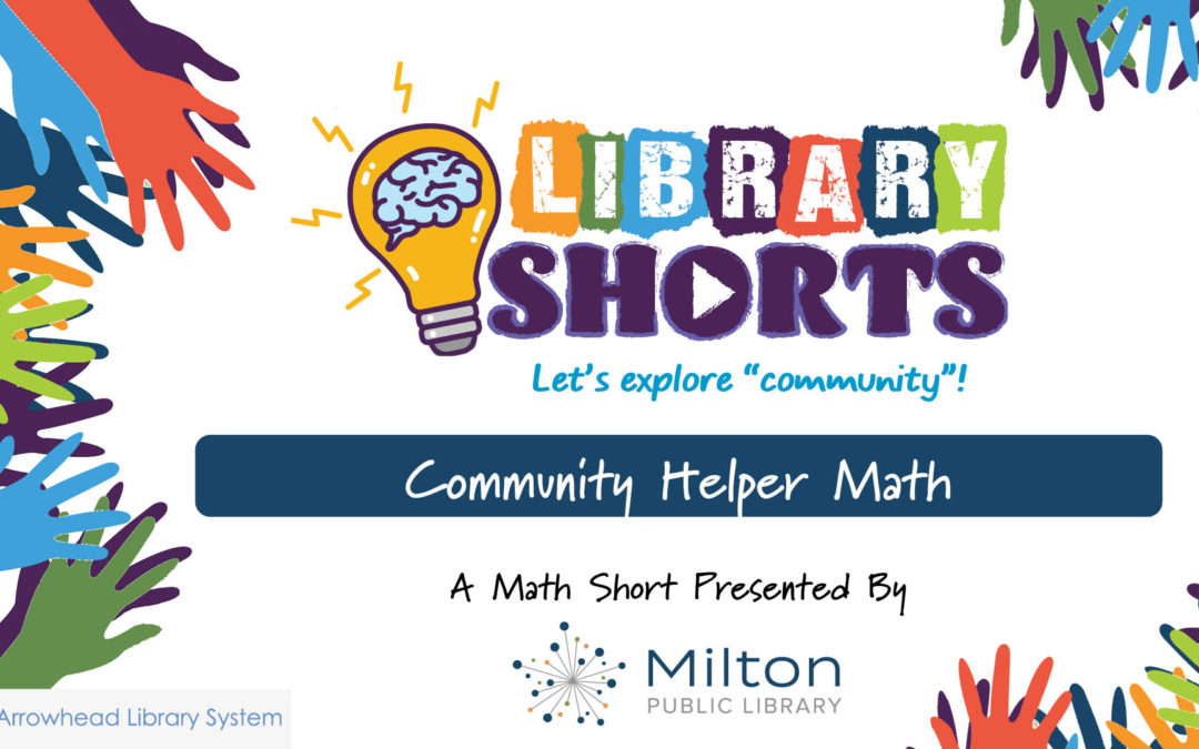 Math: Community Helper Math