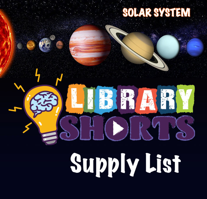 Supplies: Solar System
