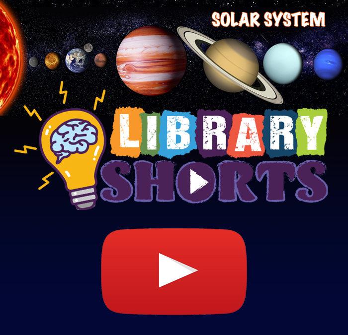"Videos: February 2021 ""Solar System"""