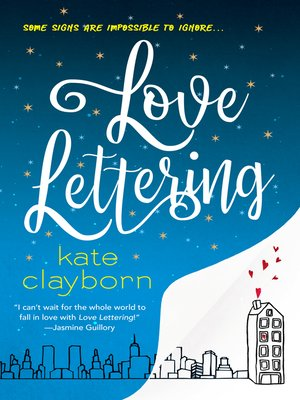 Book Cover: Love Lettering