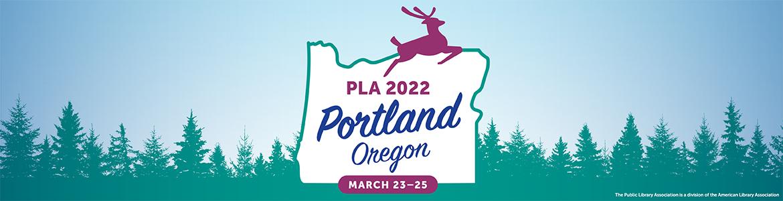Banner: PLA Portland Oregon Conference Logo